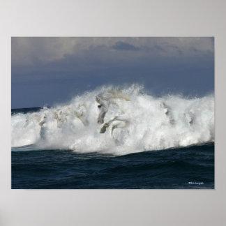Caballos de la fantasía: Mar Impresiones