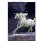 Caballos de la fantasía: Unicornio Felicitaciones