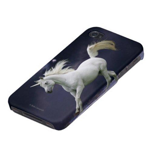 Caballos de la fantasía: Unicornio iPhone 4 Fundas