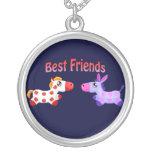 Caballos de los mejores amigos joyeria personalizada