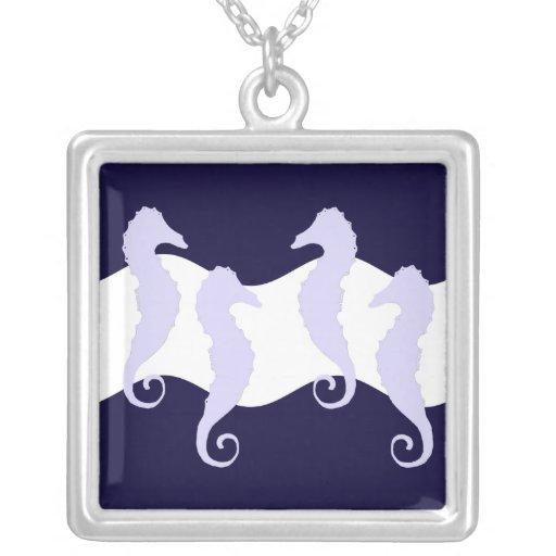 Caballos de mar 2 grimpolas