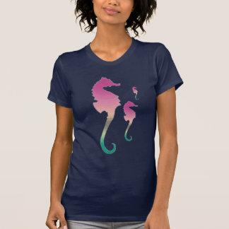 caballos de mar camisetas