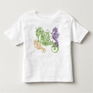 Caballos de mar imaginarios - camiseta 1 remera