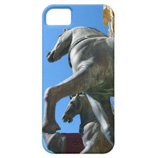 Caballos de Napoleans iPhone 5 Funda
