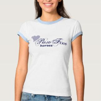 Caballos de Paso Fino T Shirts