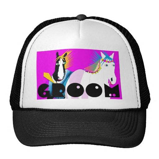 Caballos del boda gorra