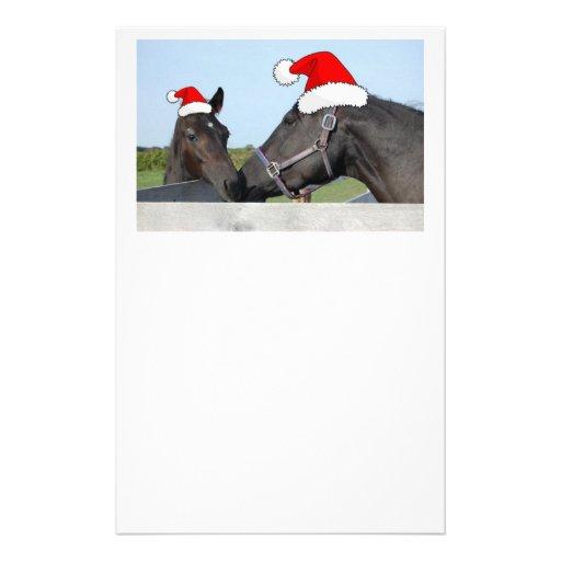 Caballos del navidad papeleria