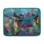 Caballos en Fantasyland: Un sueño del caballo vien Funda Macbook Pro