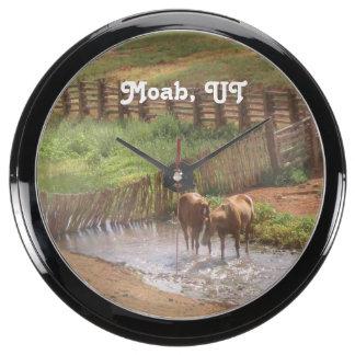 Caballos en Moab Relojes Aquavista