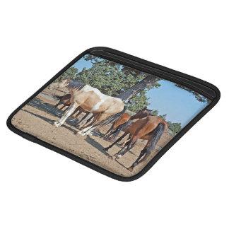 Caballos pintados funda para iPads