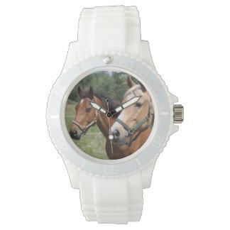 Caballos Reloj De Mano