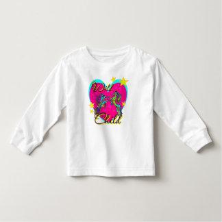 """Caballos salvajes del """"niño salvaje"""" camiseta"""