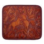 caballos salvajes funda para iPads