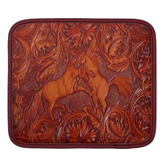 caballos salvajes manga de iPad
