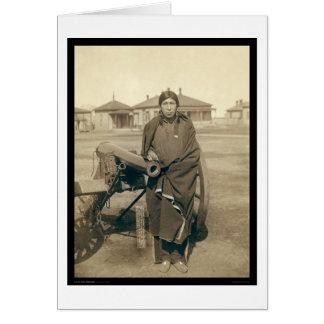 Caballos SD 1891 de la abundancia de Ota Tasunka d Tarjeton