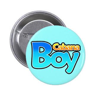 Cabana Boy Button