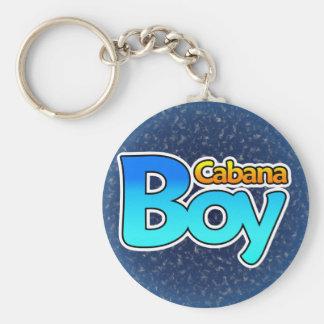 Cabana Boy Key Chains