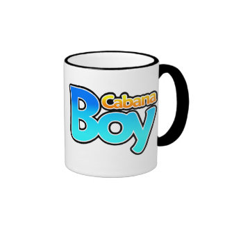 Cabana Boy Ringer Mug