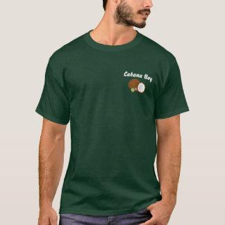 Cabana Boy with coconut t-shirt