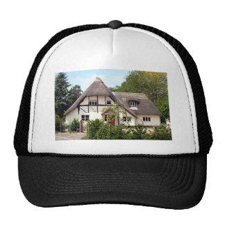 Cabaña cubierta con paja, Reino Unido 2 Gorro