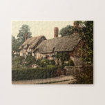 Cabaña de Ana Hathaway, Stratford-en-Avon, Inglate Puzzles