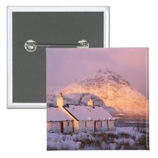 Cabaña de Blackrock, Glencoe, montañas, Escocia 2 Pins