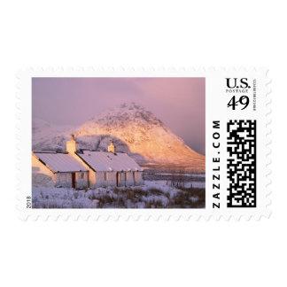 Cabaña de Blackrock, Glencoe, montañas, Escocia 2