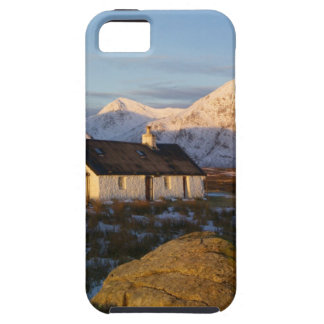 Cabaña de Blackrock, Glencoe, montañas, Escocia 3 iPhone 5 Fundas