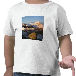 Cabaña de Blackrock, Glencoe, montañas, Escocia 3 Camiseta