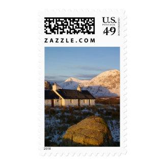 Cabaña de Blackrock, Glencoe, montañas, Escocia 3