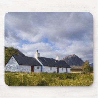 Cabaña de Blackrock, Glencoe Alfombrillas De Ratón