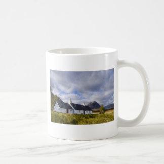 Cabaña de Blackrock, Glencoe Taza