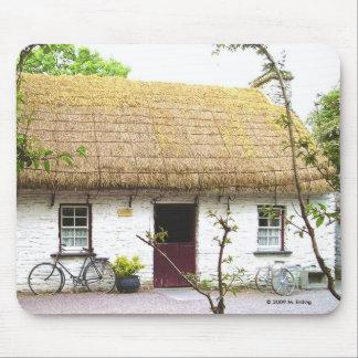 Cabaña de Bunratty Irlanda Tapetes De Ratón