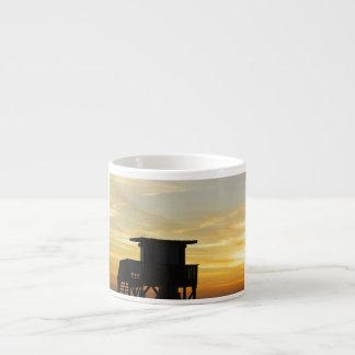 Cabaña de Coquina Taza Espresso