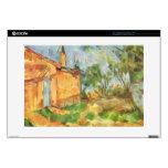Cabaña de Paul Cezanne- Jourdan Skins Para 38,1cm Portátiles