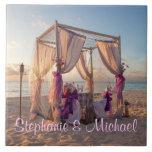 Cabaña del boda en la baldosa cerámica LG del amor Azulejos Ceramicos
