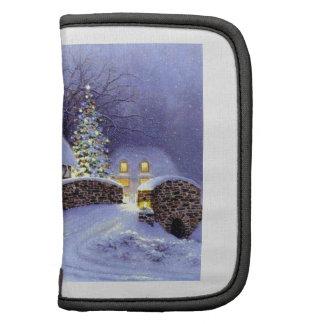 Cabaña del navidad planificadores