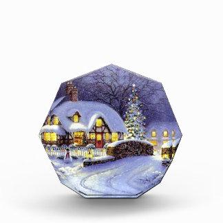 Cabaña del navidad