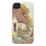 Cabaña del país iPhone 4 carcasa