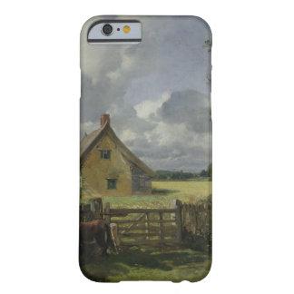 Cabaña en un campo de maíz, 1833 funda barely there iPhone 6