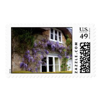 Cabaña inglesa sello