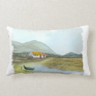 Cabaña irlandesa, almohada de Brigid O'Neill Hovey