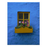 Cabaña irlandesa Windowbox Poster