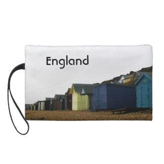Cabañas de la playa en Inglaterra meridional