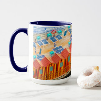 Cabanas of Sorrento Mug