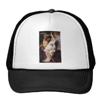 Cabanel  Alexandre  Nymphe  et  Satyr  1860 Trucker Hat