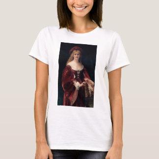 Cabanel Alexandre Patricienne De Venise 1881 T-Shirt