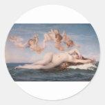 Cabanel Alexandre The Birth of Venus 1863 Stickers