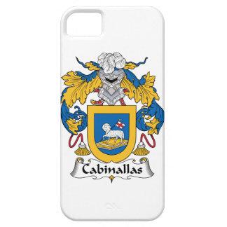 Cabanillas Family Crest iPhone 5 Case