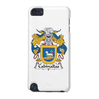 Cabanillas Family Crest iPod Touch (5th Generation) Cases